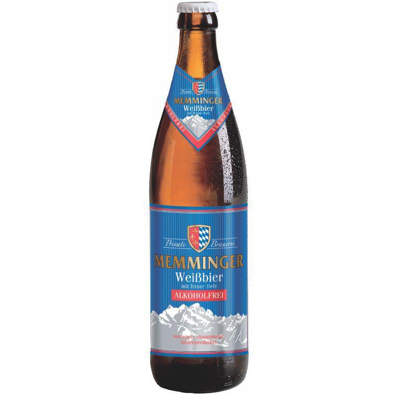 Memminger Weiss  Sem Álcool 500ml