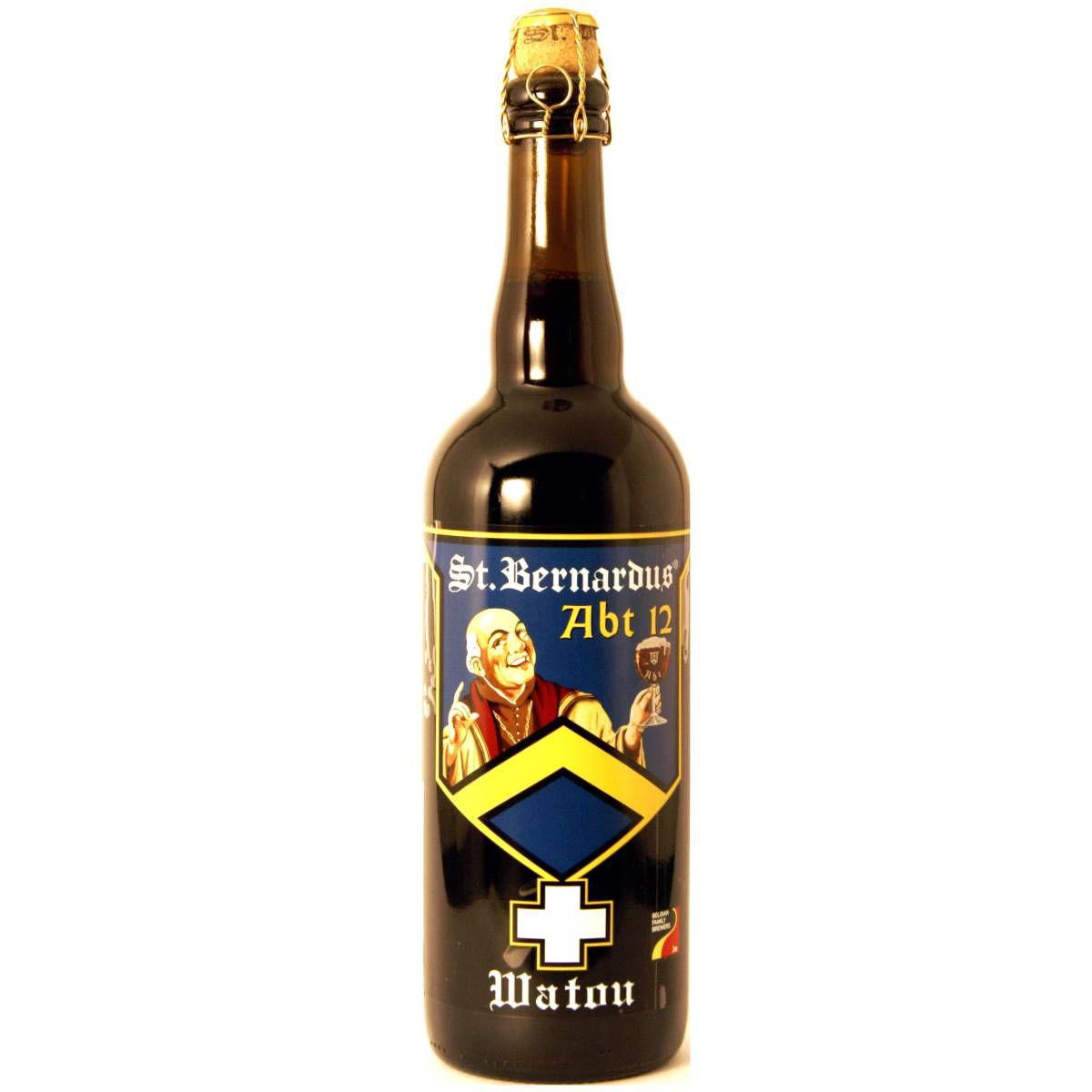 St Bernardus Abt 12 750ml