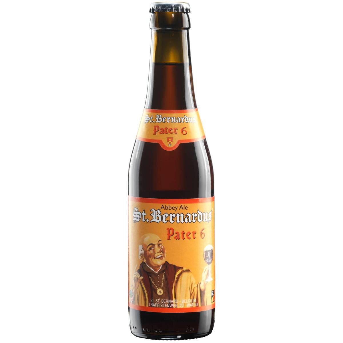 St Bernardus Pater 6 330ml