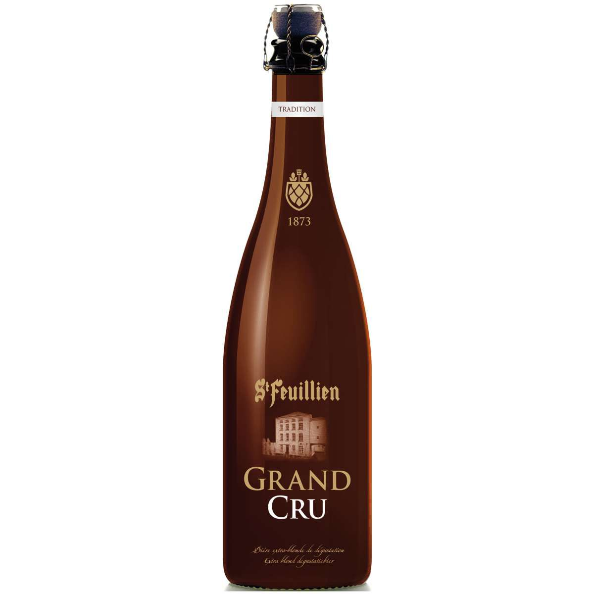 St Feuillien Grand Cru 750ml Vencimento 22/10/2020
