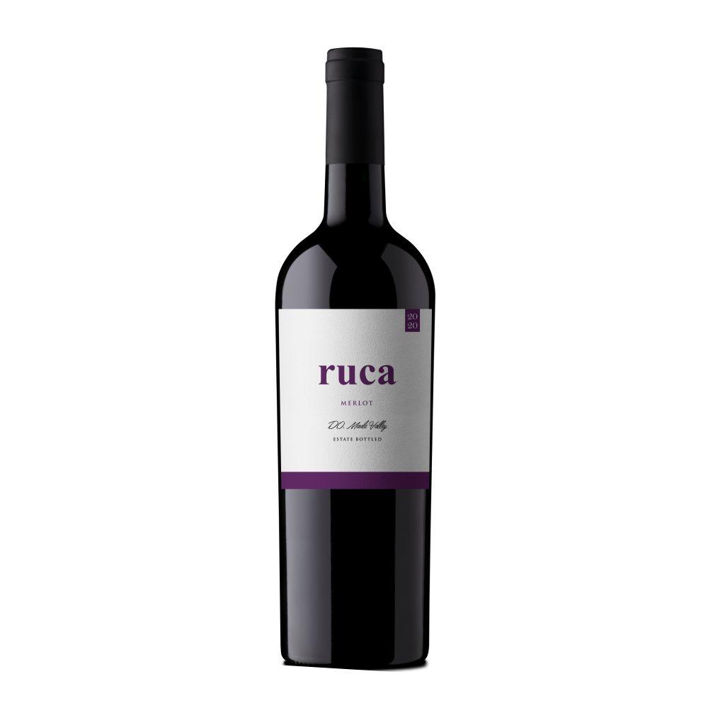 Vinho Chileno Ruca Merlot Tinto  750 ml
