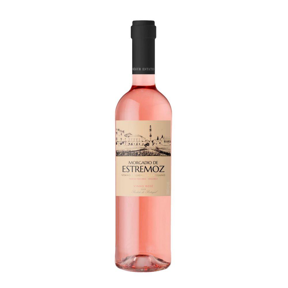 Vinho Fino Rose Seco Morgadio de Estremoz Colheita l - 750ML