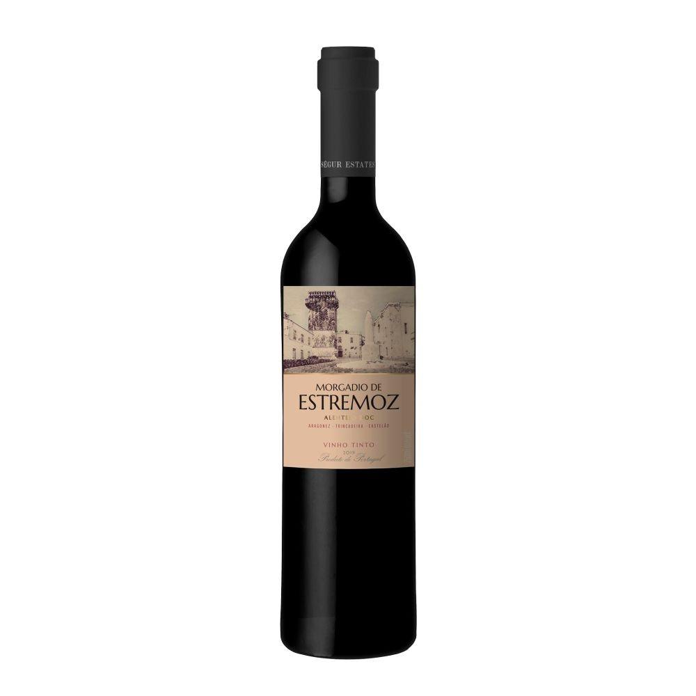 Vinho Fino Tinto Seco Morgadio de Estremoz Colheita - 750ML