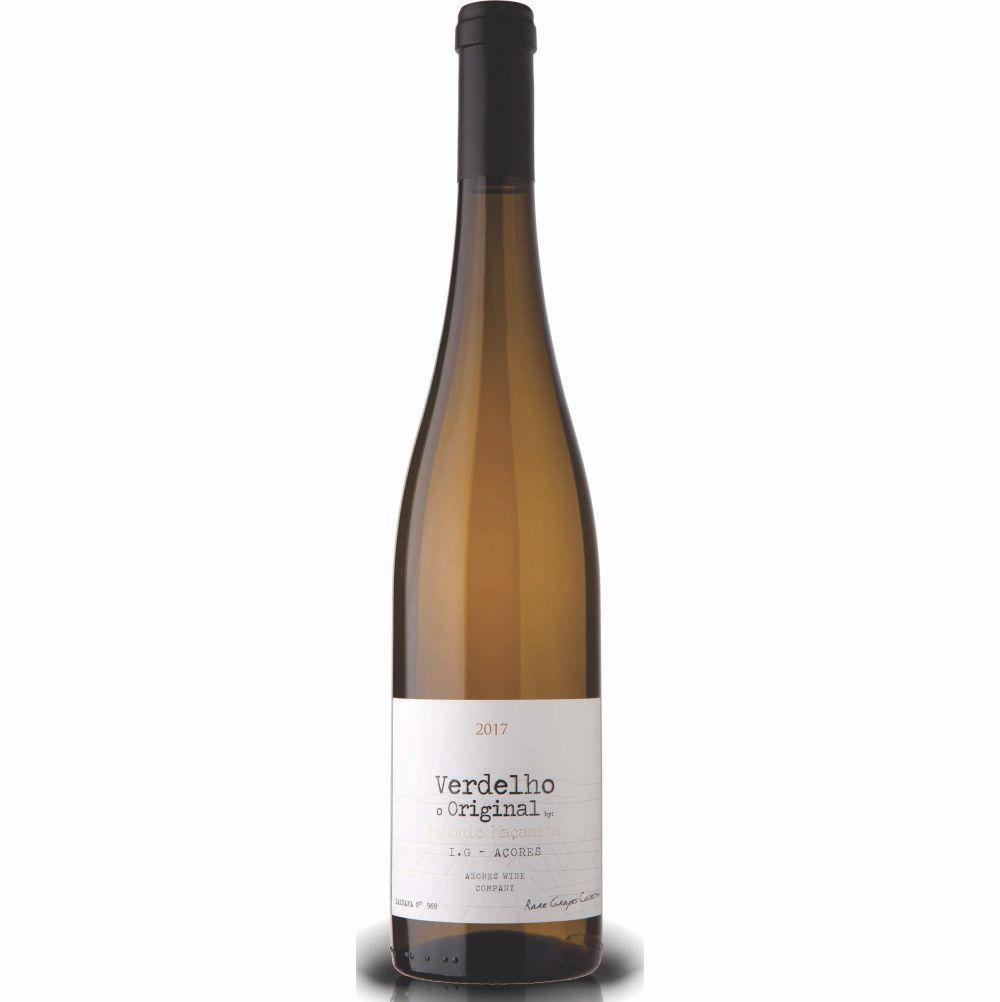 Vinho Português Azores Verdelho O Original Branco 2017 - 750ml