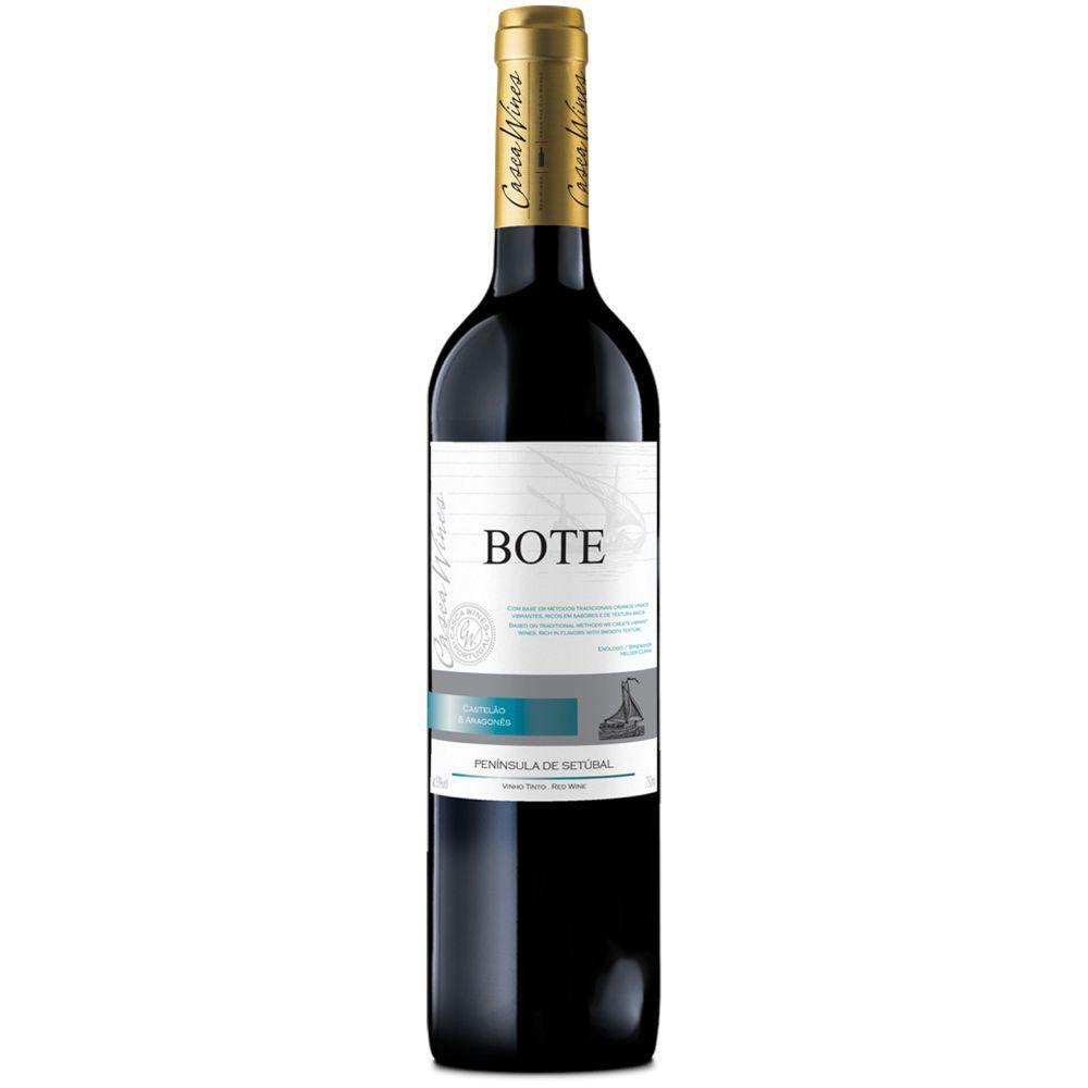 Vinho Português Bote Península de Setúbal Tinto 2016 - 750ml