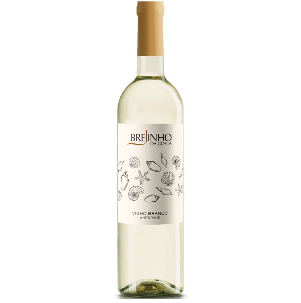 Vinho Português Brejinho da Costa Branco 2016 - 750ml