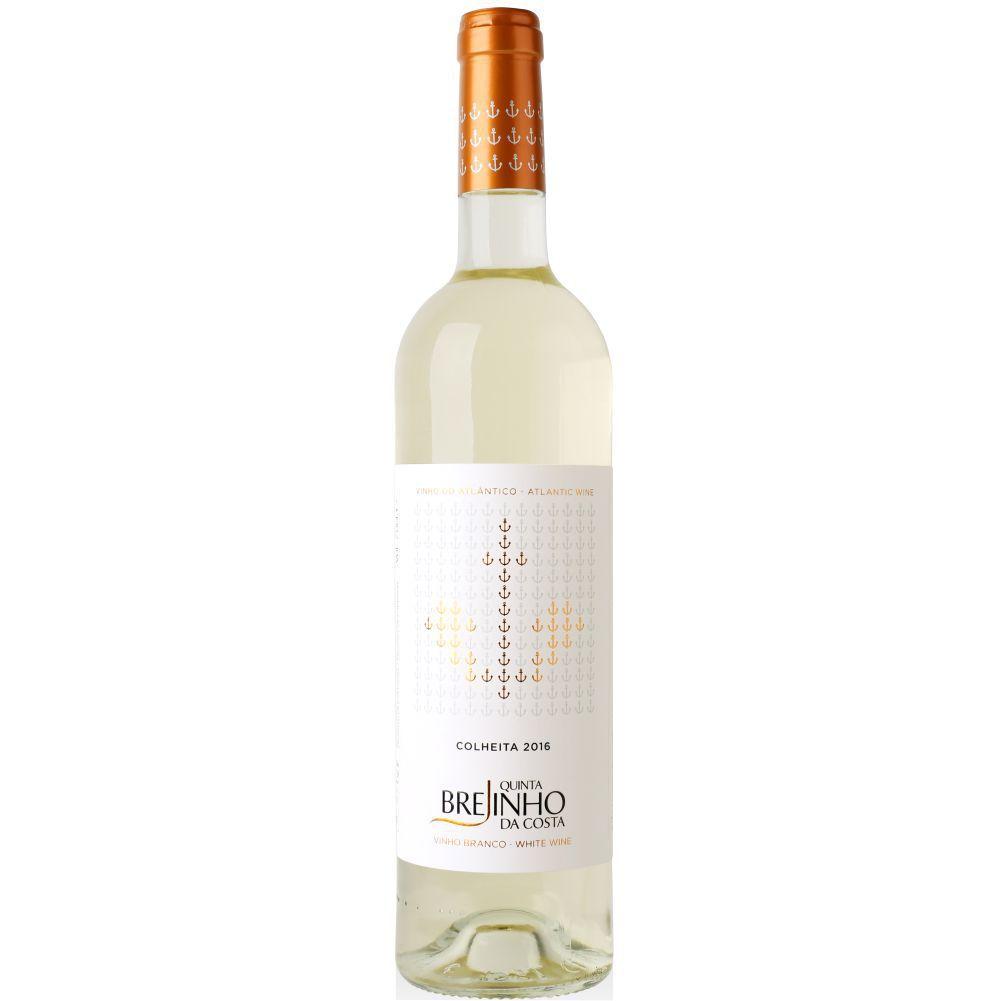 Vinho Português Brejinho da Costa Colheita Branco 2016 - 750ml