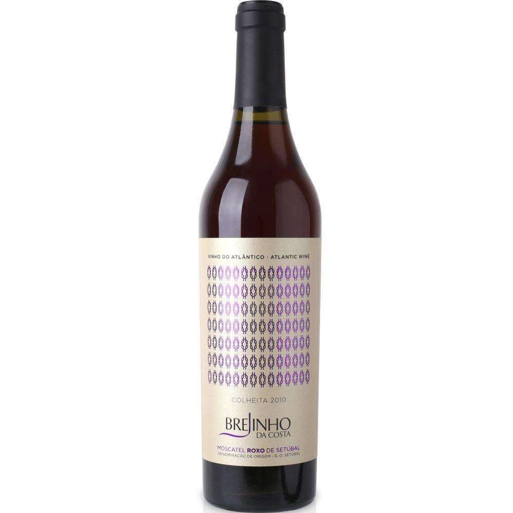Vinho Português Brejinho da Costa Moscatel Roxo 2012 - 500ml