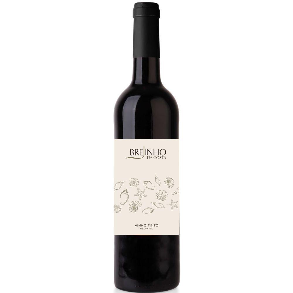 Vinho Português Brejinho da Costa Tinto 2014 - 750ml