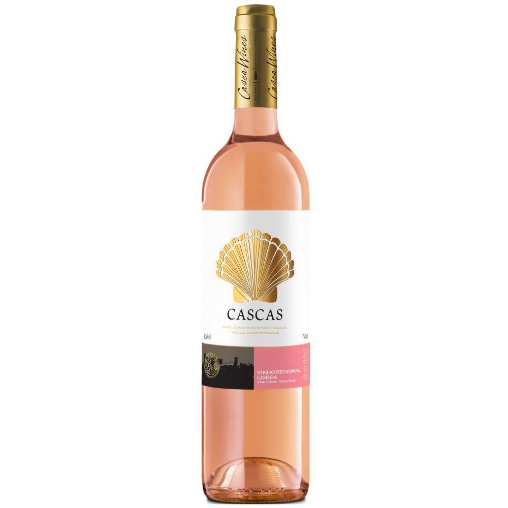 Vinho Português Cascas Rosé  Lisboa 2017 - 750ml