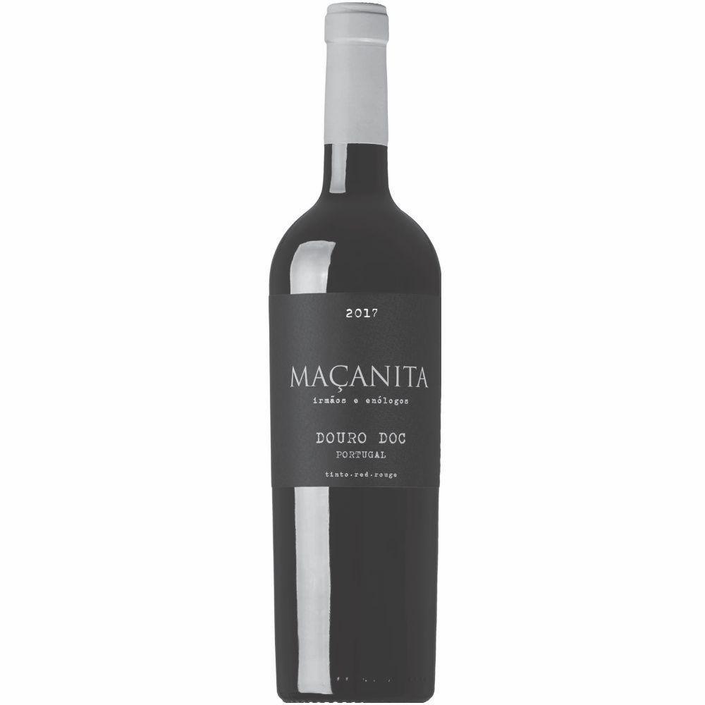 Vinho Português Maçanita Tinto Doc Douro 2017 - 750ml