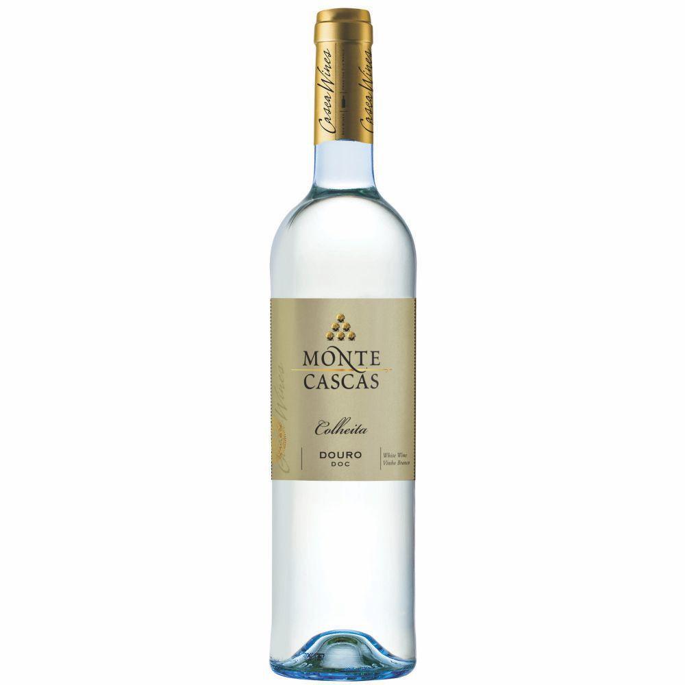 Vinho Português Monte Cascas Branco Colheita Douro 2016 - 750ml