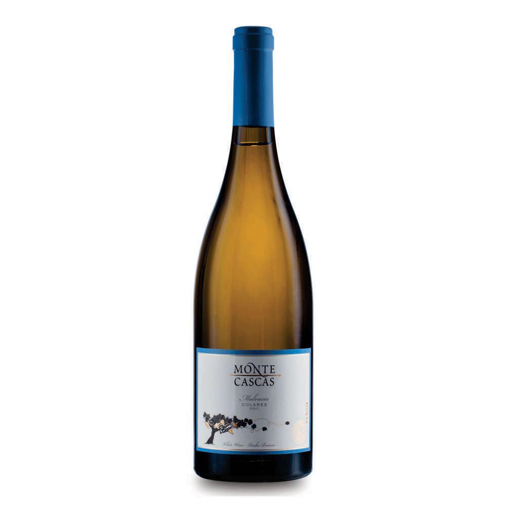 Vinho Português Monte Cascas Branco Malvásia Colares - 750ml