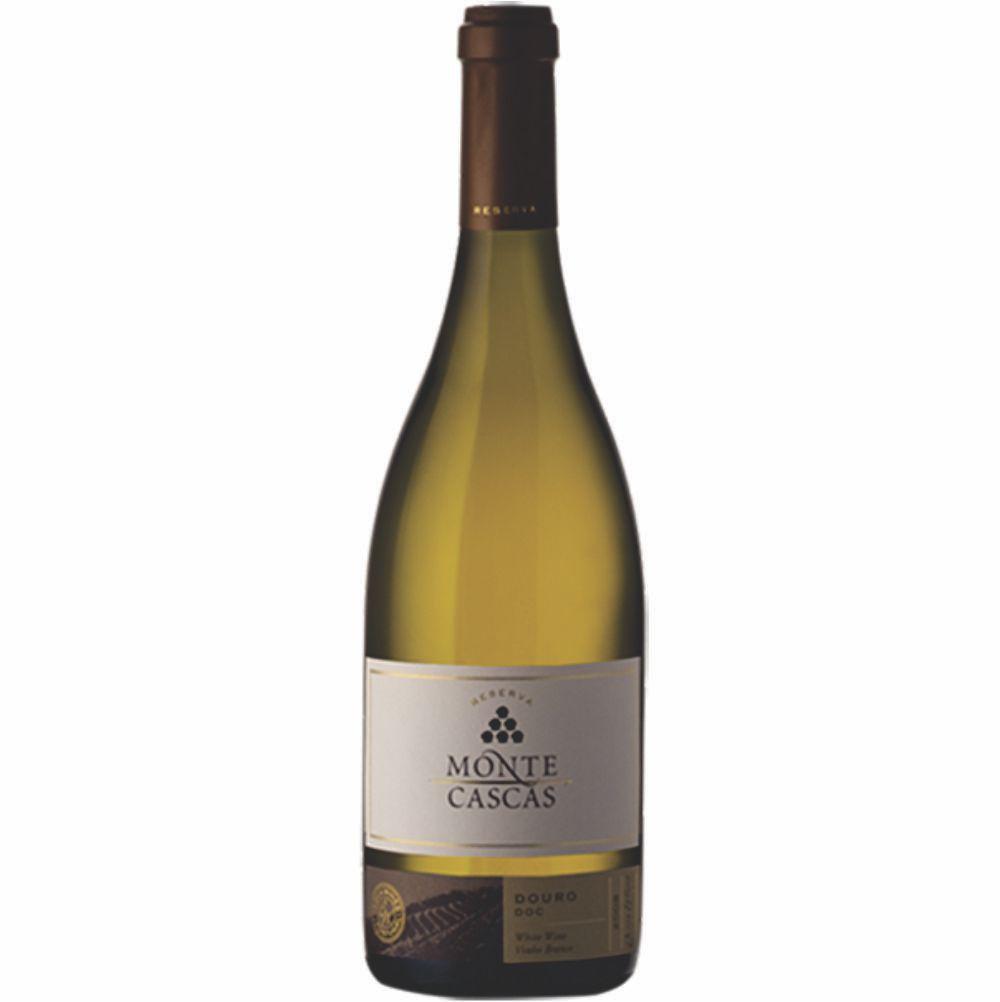 Vinho Português Monte Cascas Branco Reserva Douro 2016 - 750ml