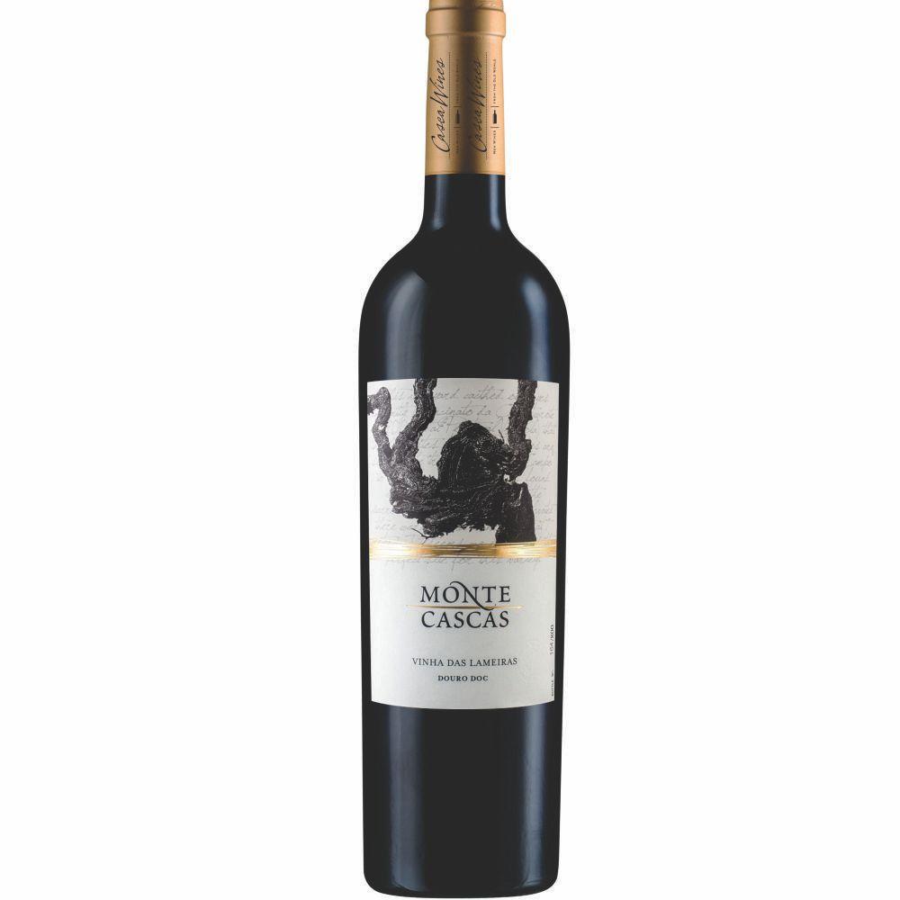 Vinho Português Monte Cascas Tinto Vinha das Lameiras Douro 2012 - 750ml