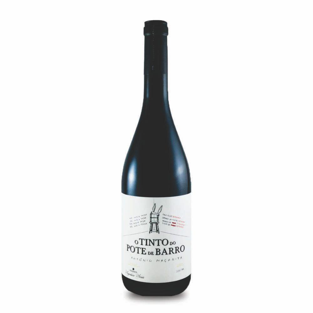 Vinho Português O Tinto do Pote de Barro 2017 - 750ml