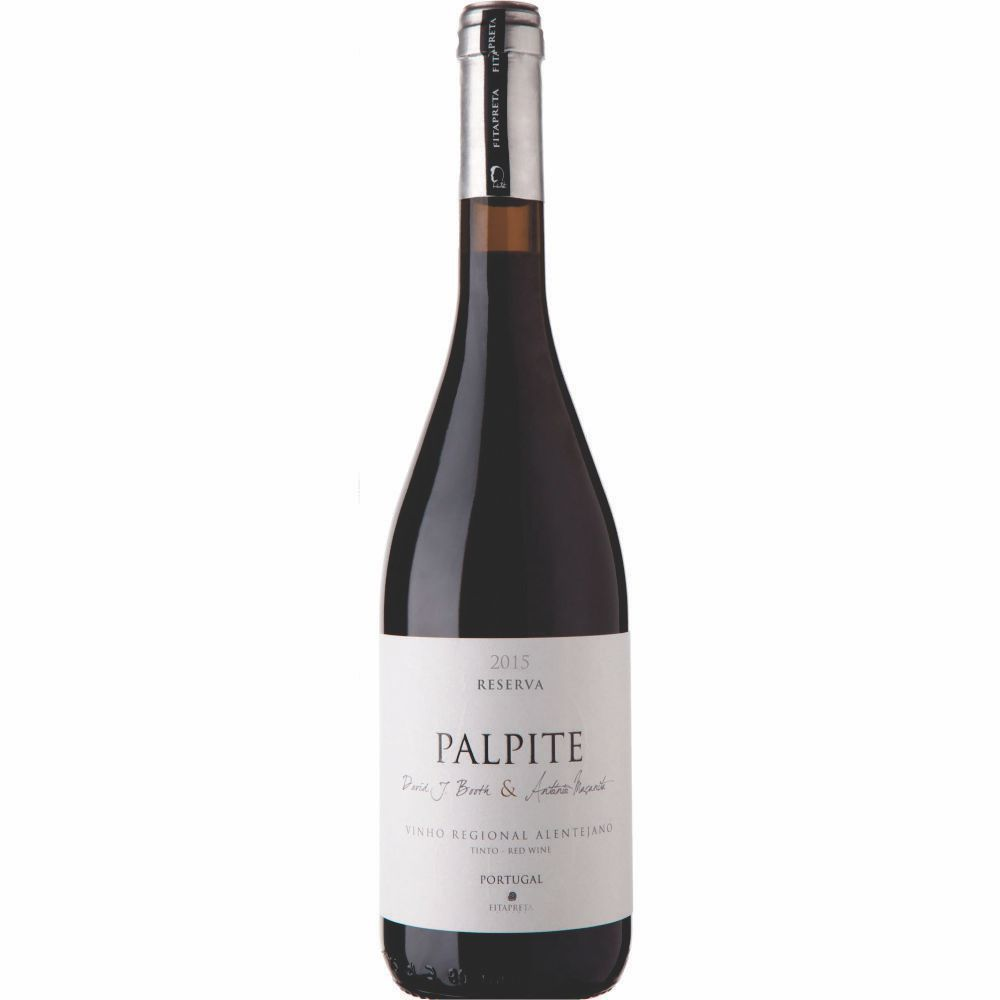 Vinho Português Palpite  Reserva Tinto 2015 - 750ml