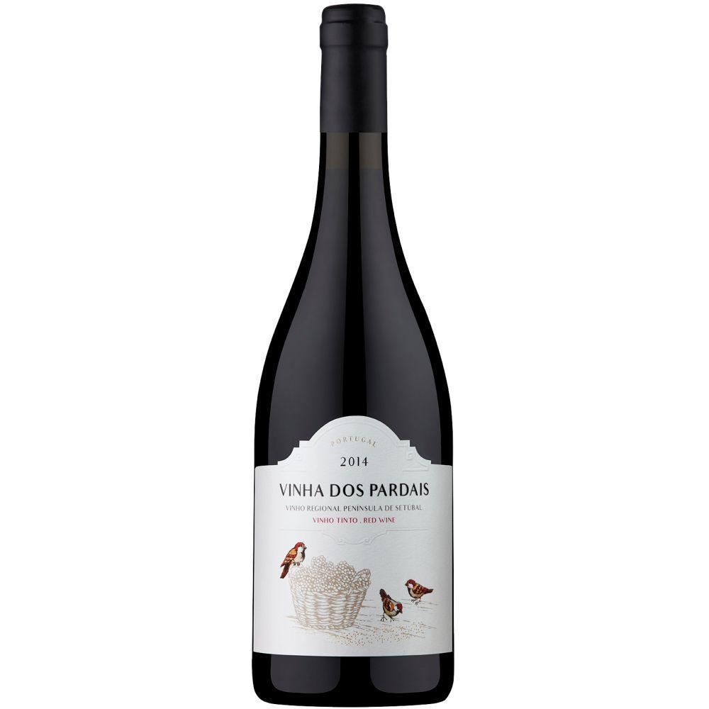 Vinho Português Piloto Vinha dos Pardais Tinto 2014 - 750ml