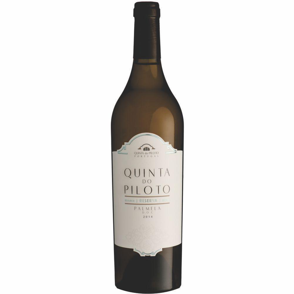 Vinho Português Quinta do Piloto  Reserva Branco 2015 - 750ml
