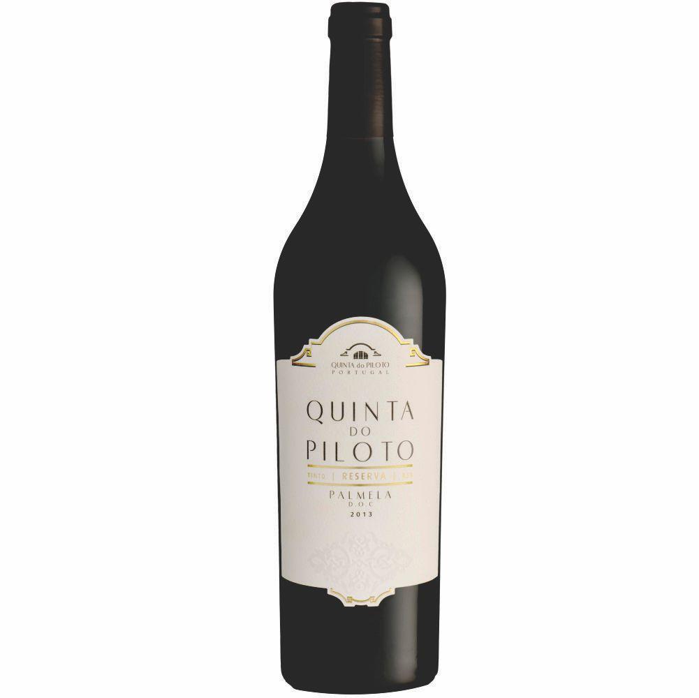 Vinho Português Quinta do Piloto Reserva Tinto 2015 - 750ml