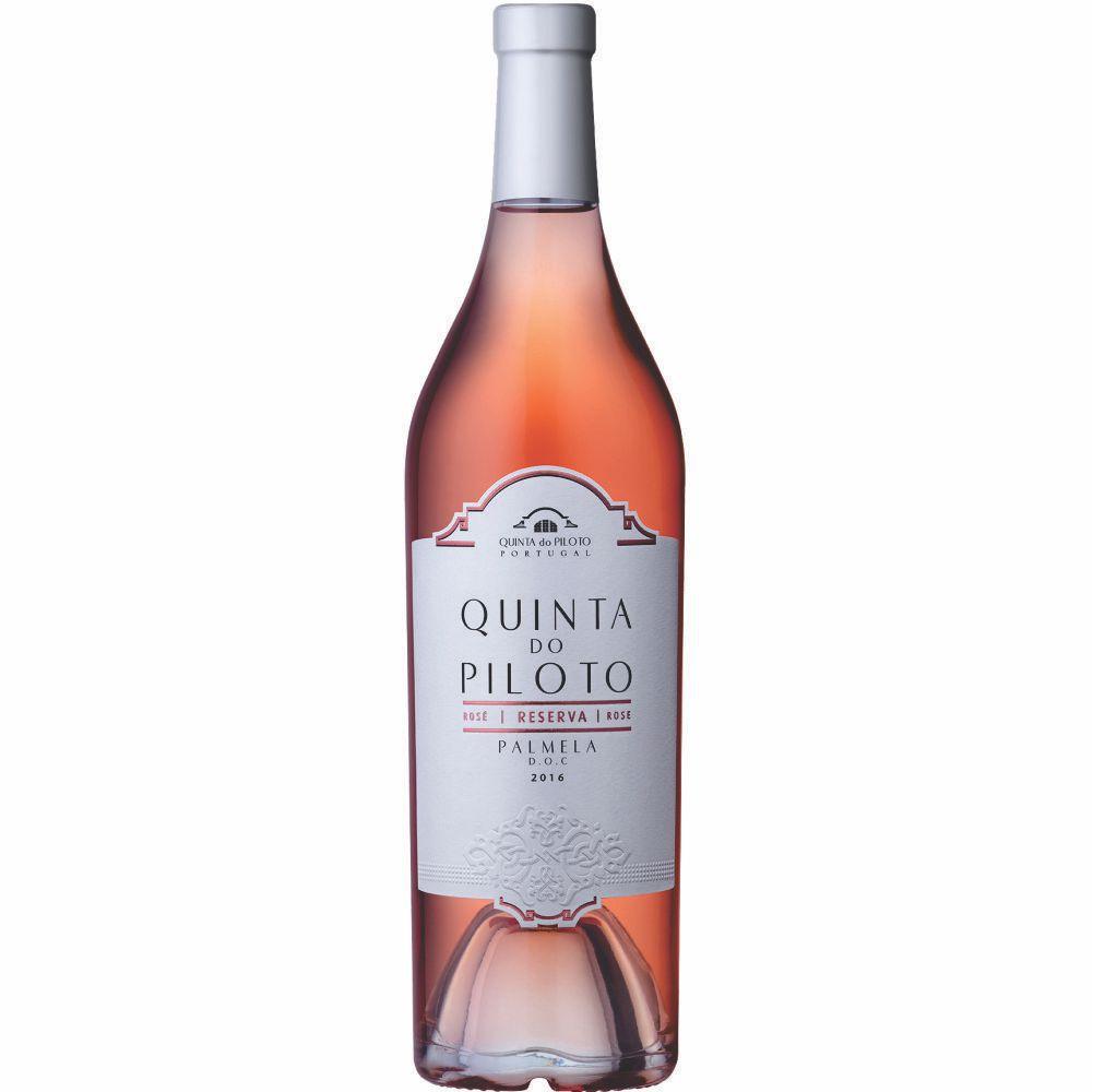 Vinho Português Quinta do Piloto Reserva Rosé 2017 - 500ml