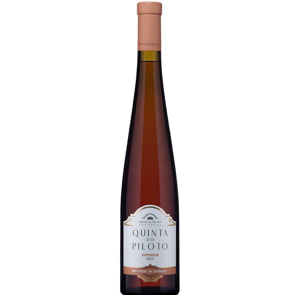 Vinho Português Quinta do Piloto Superior Moscatel de Setúbal - 500ml