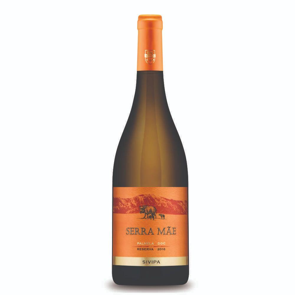 Vinho Português Serra Mãe Branco Reserva - 2016 750ml