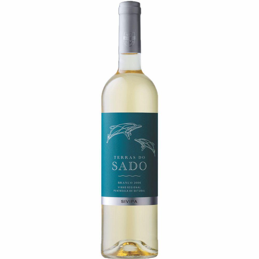 Vinho Português Terras do Sado branco 2017 - 750ml