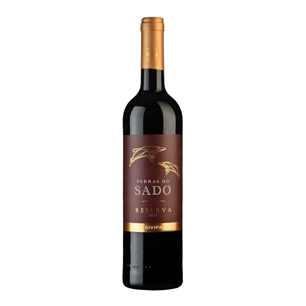 Vinho Português Terras do Sado Reserva Tinto  - 750ml