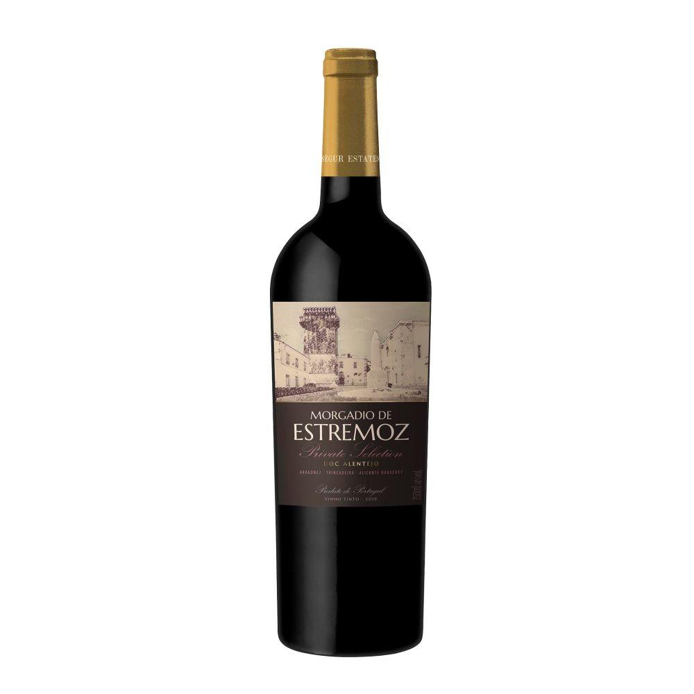 Vinho Tinto Morgadio de Estremoz Private Selection Doc Alentejo   - 750ML