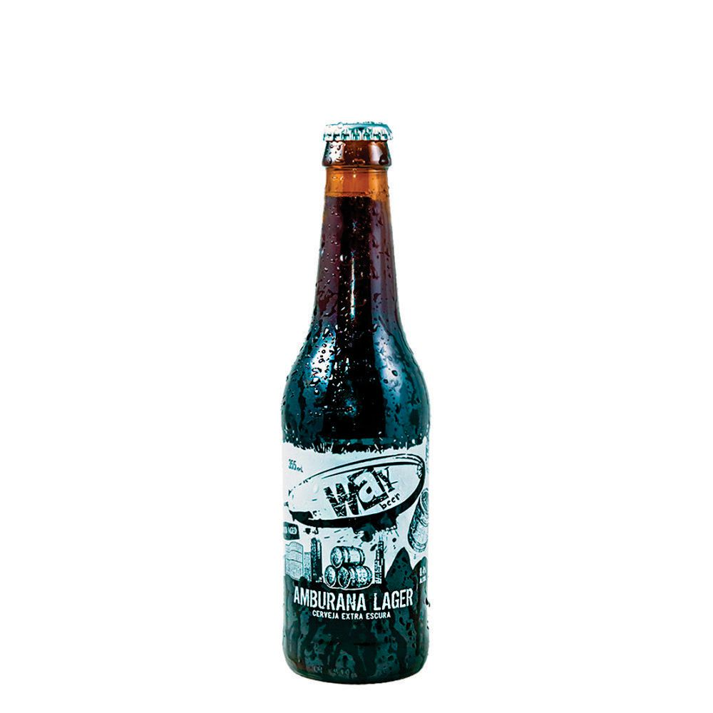 Way Amburana Lager 355ml