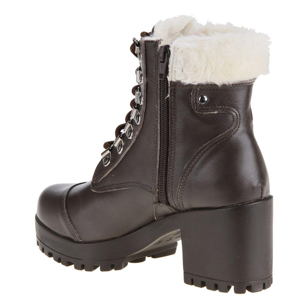 Botas Para Neve Forradas Com Lã 36500c