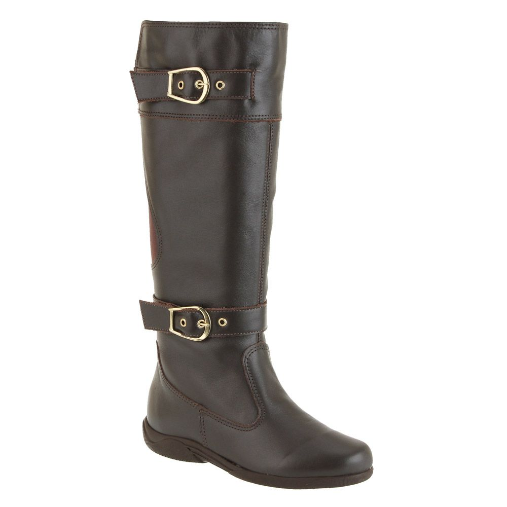 Botas Plus Size Cano Longo - 100ps