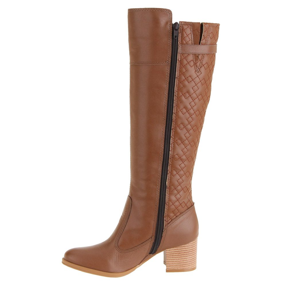 Botas Plus Size Cano Longo - 1015ps
