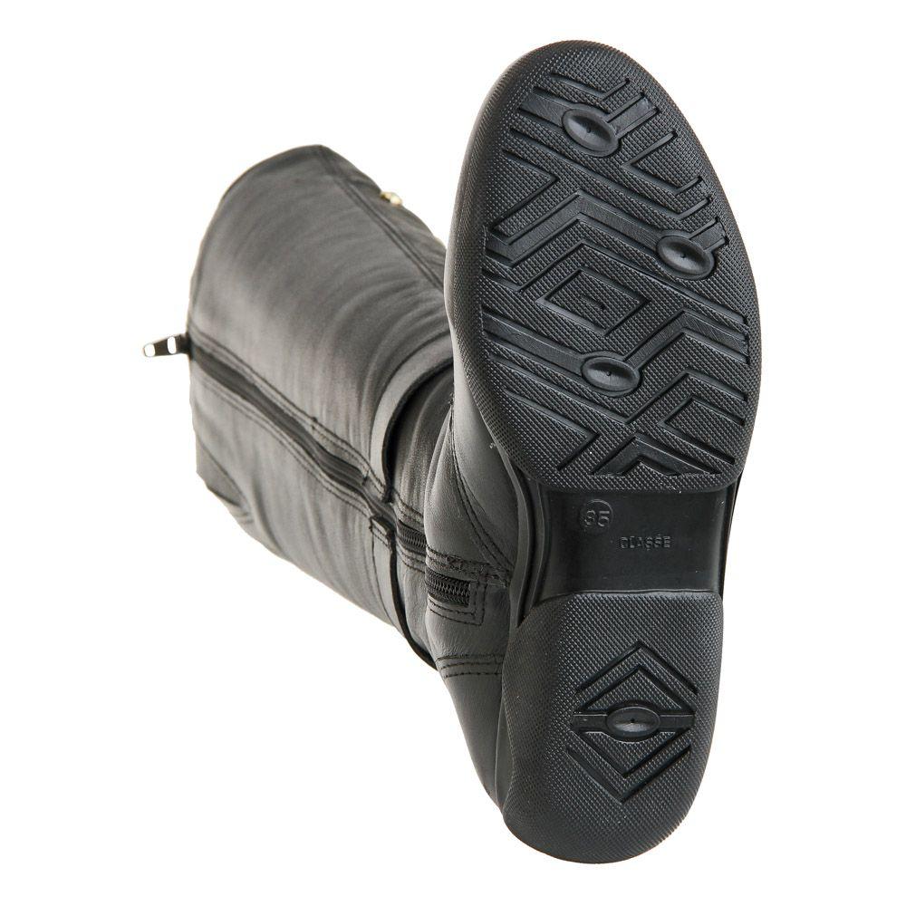 Botas Plus Size Cano Longo - 101
