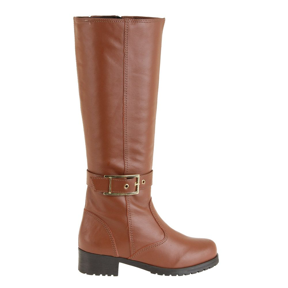 Botas Plus Size Cano Longo - 111ps