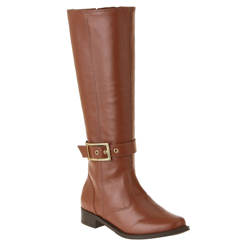 Botas Plus Size Cano Longo - 133ps
