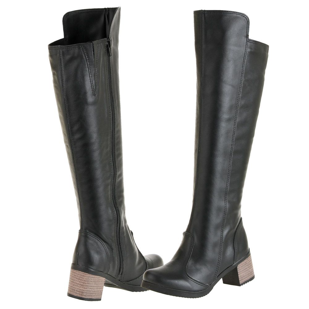 Botas Plus Size Cano Longo - 150ps