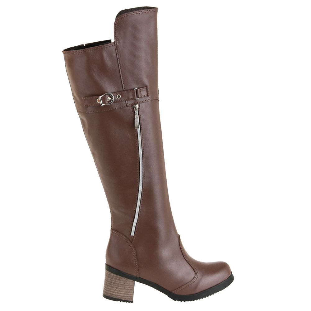 Botas Plus Size Cano Longo - 151ps