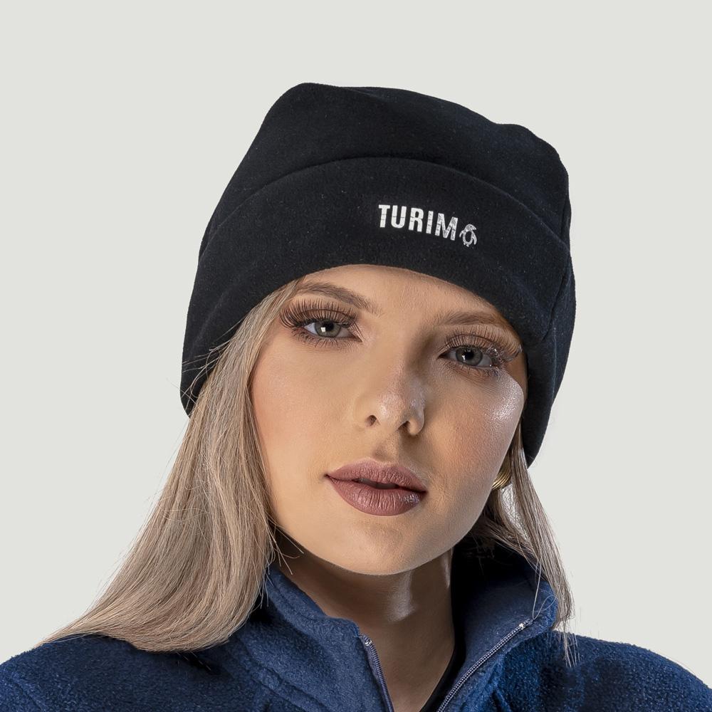 Gorro Térmico Feminino Thermo Fleece Preto Ref. 81489