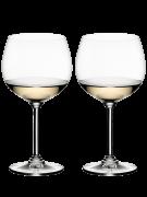 Taças Riedel Oaked Chardonnay - 02 unidades