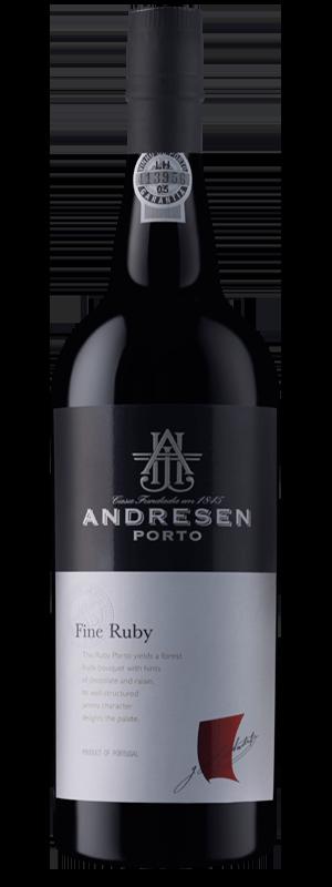 Andresen Porto Fine Ruby