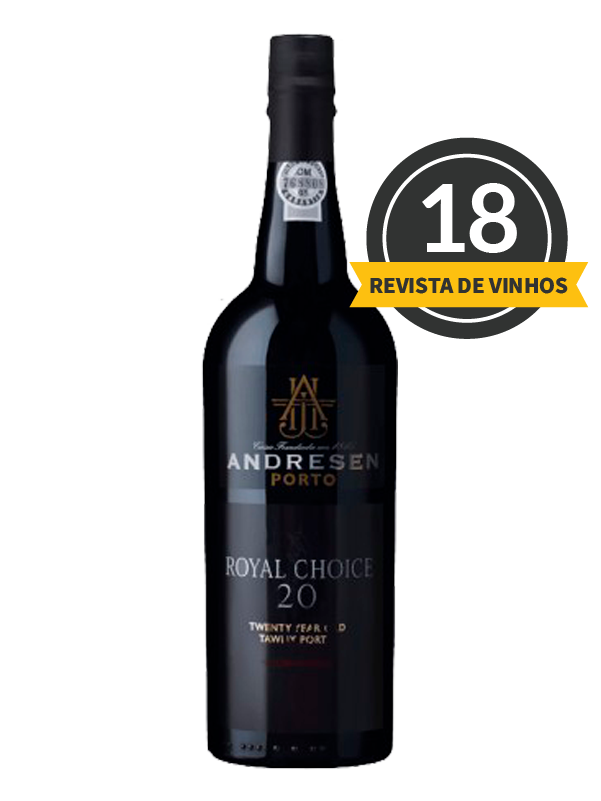 Andresen Porto Tawny Royal Choice 20 anos