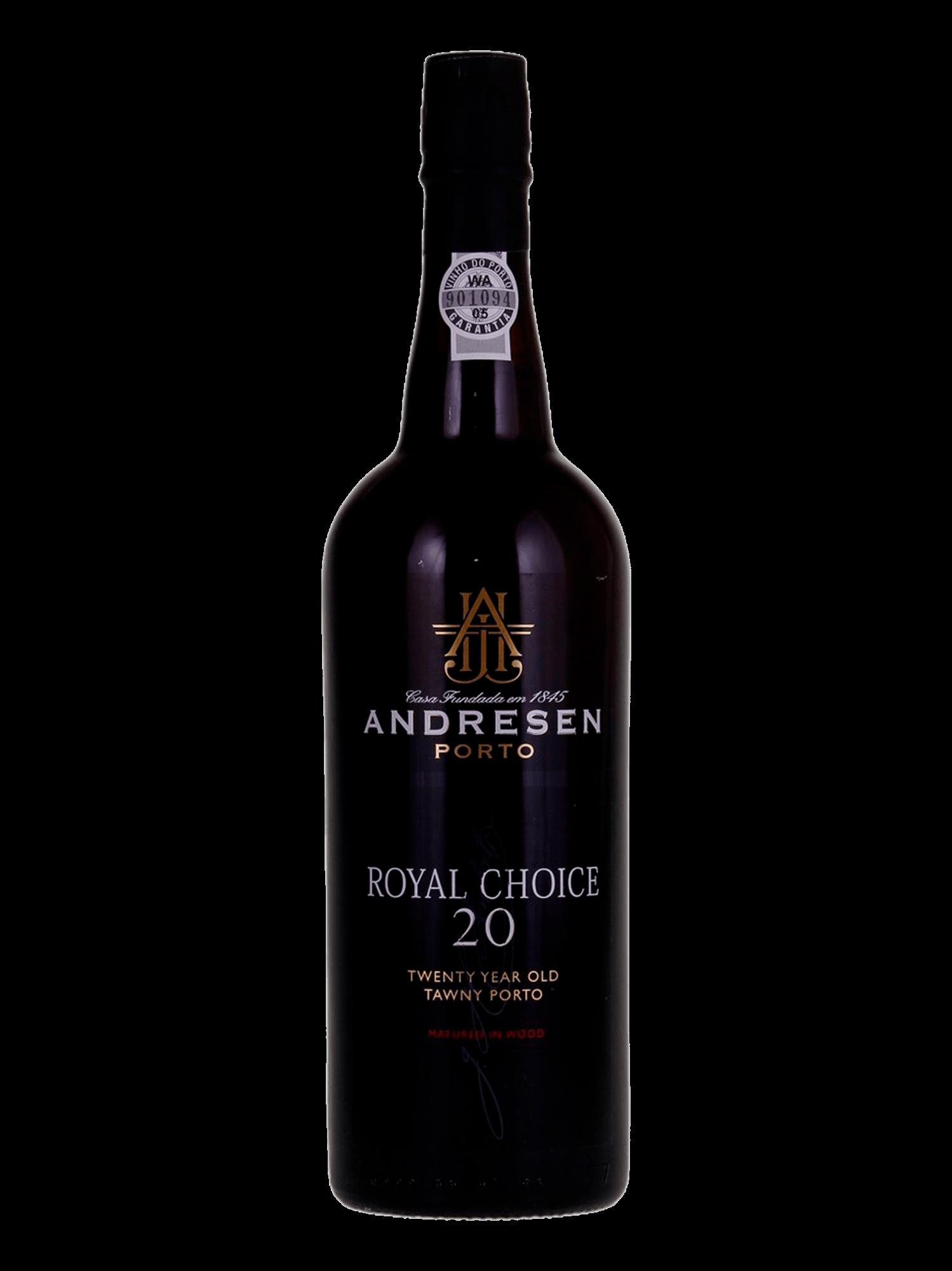 Andresen Porto Tawny Royal Choice 20 anos