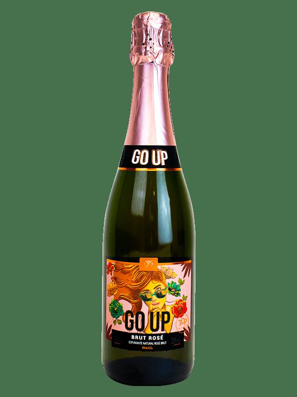 GO UP Espumante Brut Rosé