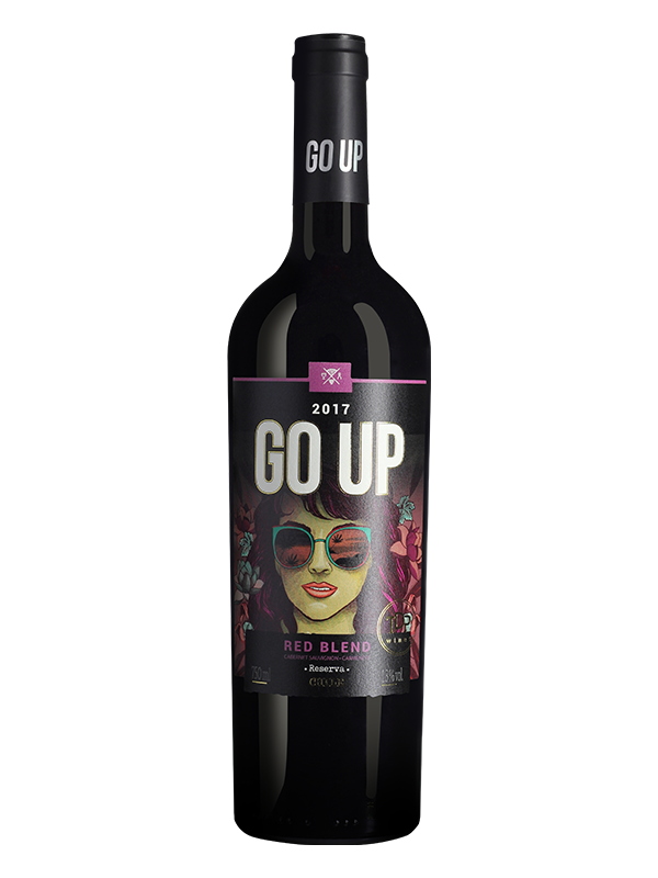 GO UP Red Blend