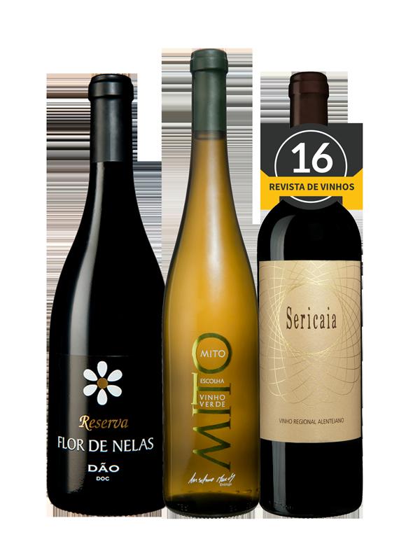 Kit Portugal de Norte a Sul - Trio