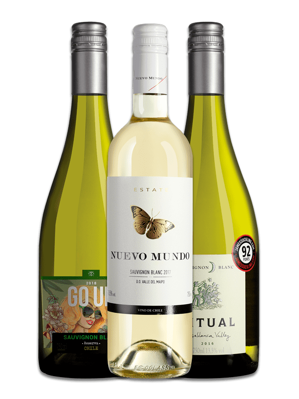 Kit Sauvignon Blanc Experience