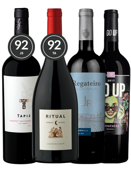 Kit Total Vinhos