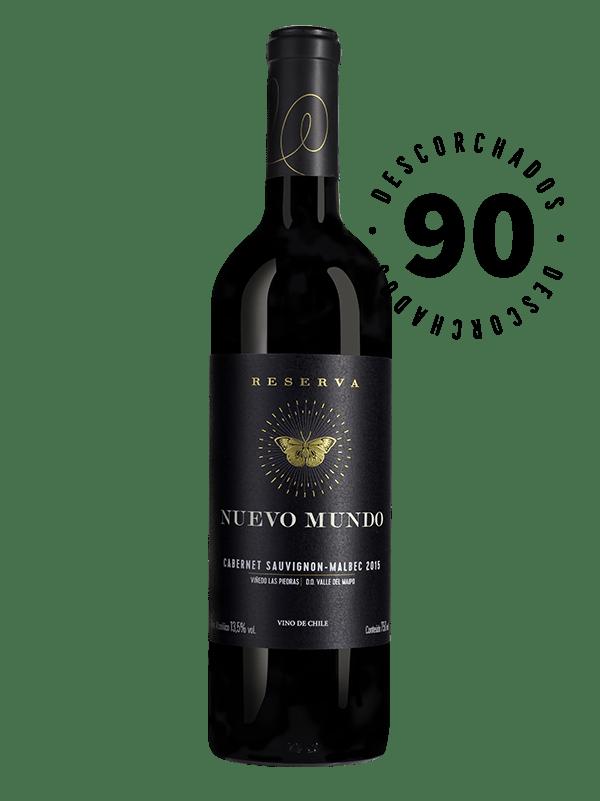 Nuevo Mundo Reserva Cabernet Sauvignon-Malbec 2018